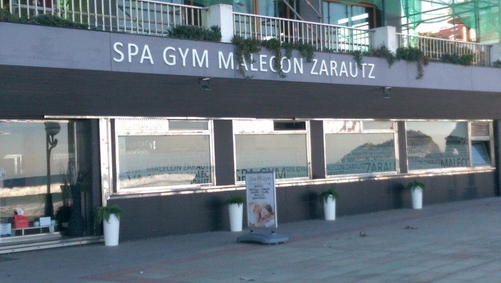 SPA GYM MALECON(ZARAUTZ